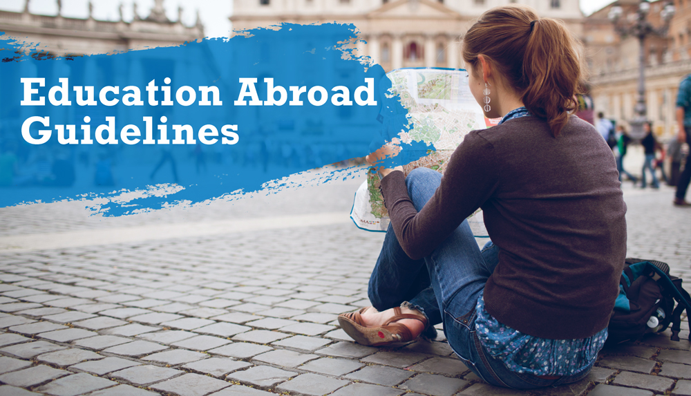 Education Abroad Guidelines